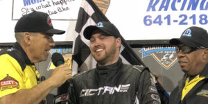 Juhl Shines at Knoxville