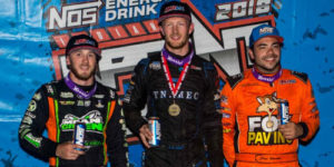 Leary Dominates ISW Round Six at Bloomington