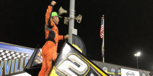 Madsen Makes it Two All Star Wins in a Row