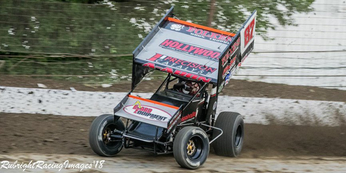Reutzel Ready for his First Doty & Kings Royal