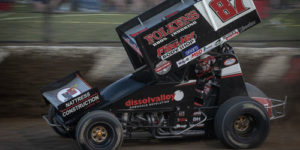 Reutzel Resumes All Star Title Chase in Western PA