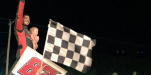 Reutzel Finishes Off All Star Weekend Sweep