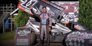 Ryan Smith Soars to All Star Win at Angell Park