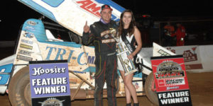 Sanders Strikes at Placerville for NARC/KWS Win