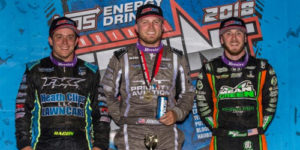 Sunshine Scores Sprintweek Win at Lawrenceburg