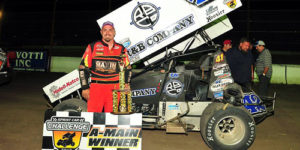 TK Gets His First SCCT Win