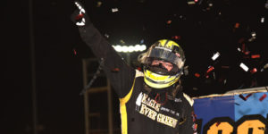 Hodnett Scores One for the Posse in Knoxville Nationals Opener
