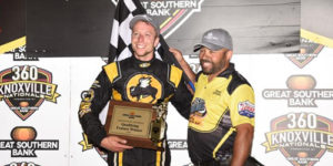 Kennedy Conquers in 360 Nationals Opener