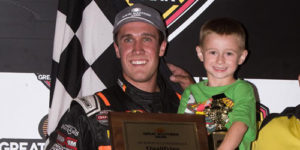 Macedo Puts the JJR 41 in Victory Lane at 360 Nationals Prelim