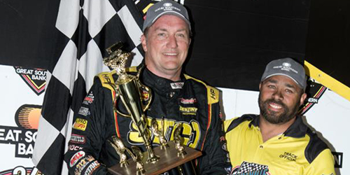 McCarl Makes it Five 360 Nationals Triumphs