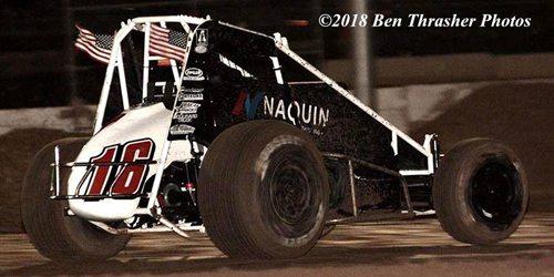 "USAC Southwest Sprint Cars ""Freedom Tour"" This Week!"