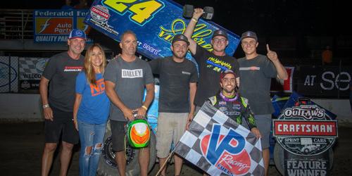 Rico Wins a Second Ironman 55 Title