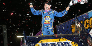 No Stopping Sweet on Knoxville Nationals Night Two
