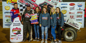 Herrera Hauls in Hockett/McMillin Night Two Honors