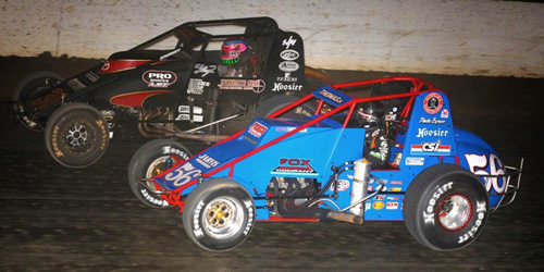 Leary Takes Silver Crown Four Crown Win