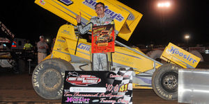 Blake Hahn Banks $10,041 in I-30 Speedway's Short Track Nationals Finale!
