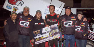 Copeland Collects $5K at Copper Classic