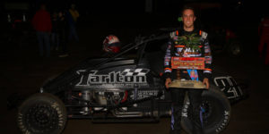 Macedo Masters USAC West Coast Sprint Cars at Turkey Night