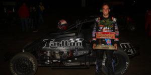 Macedo Masters USAC West Coast Sprint Cars at Turkey Night