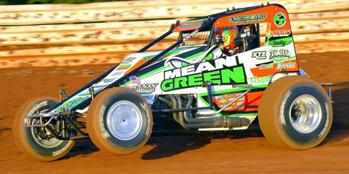 Kevin Thomas, Jr., Tops Momentum Racing Suspensions Non-Wing 410 Power Rankings Again!