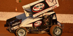 Farr Too Fast in Australian Sprintcar Championship Prelim