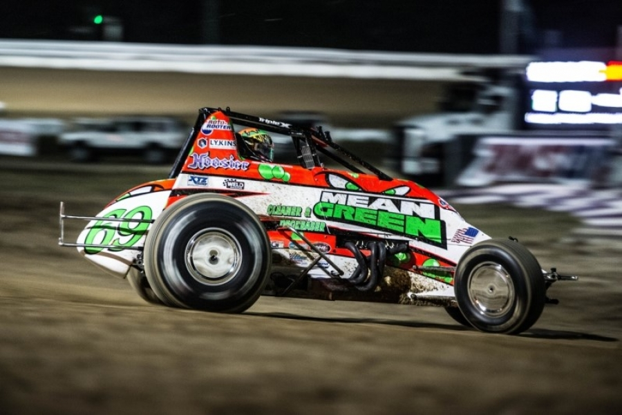 New Team Combos for Start of USAC Sprint Car Season