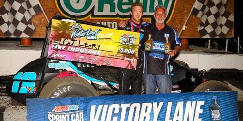 Leary Lands Winter Dirt Games Finale Triumph