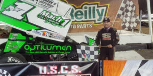 Mark Smith Rides to USCS Victory at Bubba World