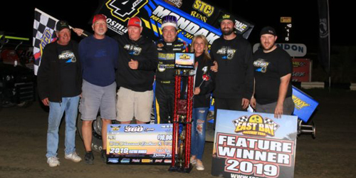 McCarl Makes it Two in a Row in King of 360s