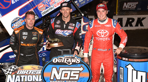 Oklahoma Natives Find Success Sooner Rather than Later on World of Outlaws Tour
