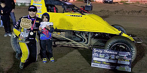 Hodges Handles USAC/CRA vs Southwest at Canyon