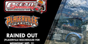 World of Outlaws Weekend Washed Out