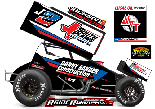 Carney Set for Lucas Oil ASCS National Tour Title Chase – Begins this Weekend at Devil's Bowl!