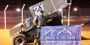 Carson Short Scores First USCS Victory