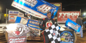 Dietrich Dominates at Williams Grove