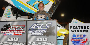 Ladies Night in Little Rock – Harli White Lands First ASCS Triumph