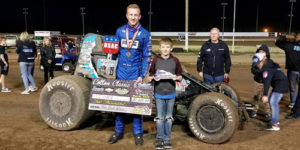 Leary Picks Up Cotton Classic Win