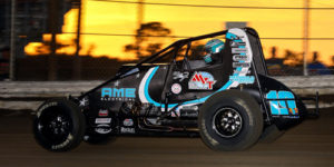 Leary Leads the Way Early in Non-Wing Sprint Car Power Rankings