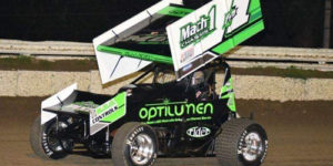 Mark Smith atop Early Rod End Supply Winged 360 Power Rankings
