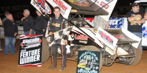 Freddie Rahmer Nabs First Lincoln Win of the Year