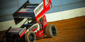 Reutzel Eager for Thunderbowl Return with the World of Outlaws after Vegas Double Last Week