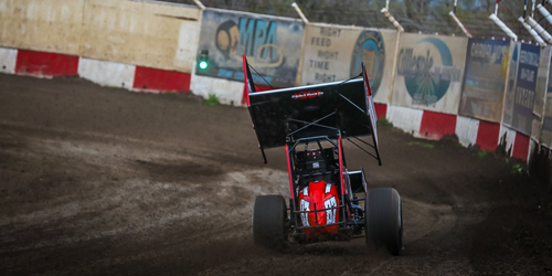 Reutzel Races to World of Outlaws Top Ten at Tulare – Chico and Stockton on Tap for this Weekend