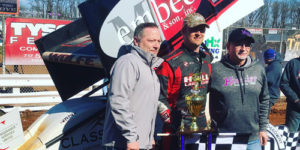 Wolfe Wins another Opener – Tops Williams Grove Lidlifer