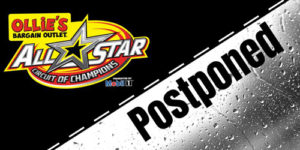 All Stars Washed Out Again at Attica