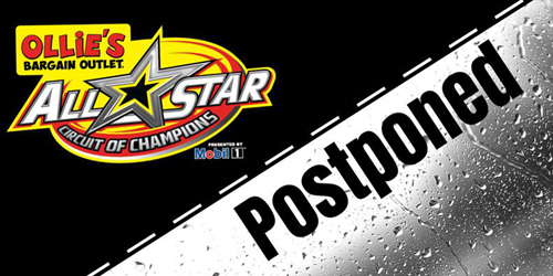 All Stars Washed Out at Williams Grove