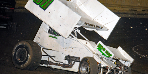 McIntosh Takes on ASCS Sooner Region at Humboldt after Hard Charger Effort in First Sprint Car Start of the Year