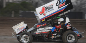 Carney Vies for Short Track Nationals Prize this Weekend!