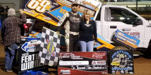 6900 for the 69k – Dewease Wins Lincoln's Sterner Memorial