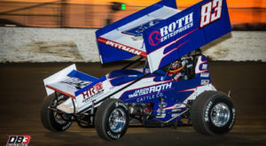 Pittman Clings to STIDA Winged 410 Power Rankings Lead on 410 Day!