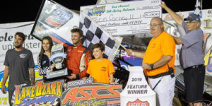 Carney Conquers ASCS at Lake Ozark